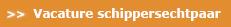 VACATURE SCHIPPERSECHTPAAR