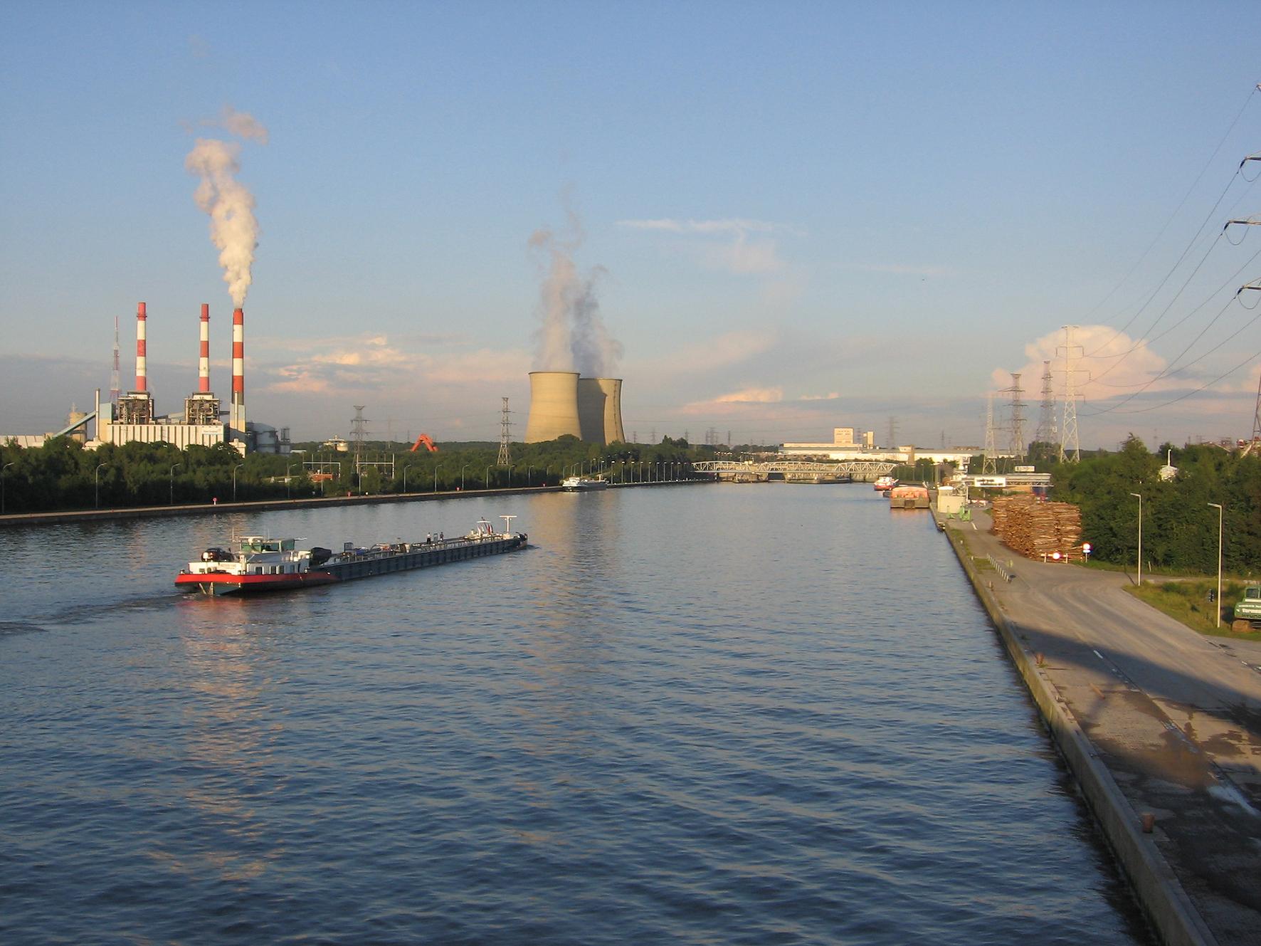 Nieuwsbrief Milieuboot 65 - De Kempense kanalen